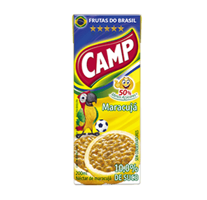 Camp Néctar Maracujá   200ml
