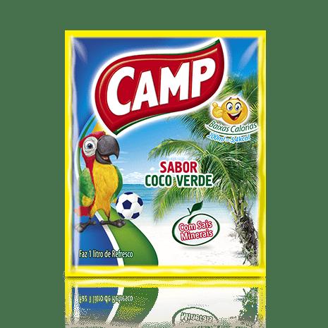 Refresco Camp Coco Verde  15g