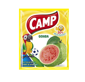 Refresco Camp Goiaba   15g