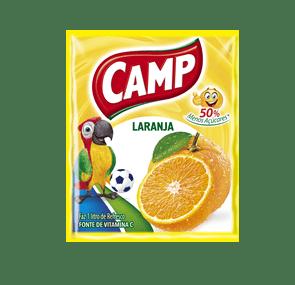 Refresco Camp Laranja   15g