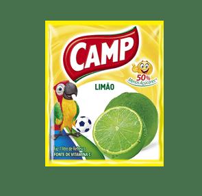 Refresco Camp Limão   15g