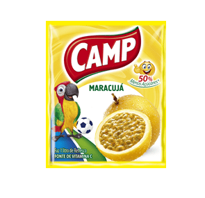 Refresco Camp Maracujá   15g