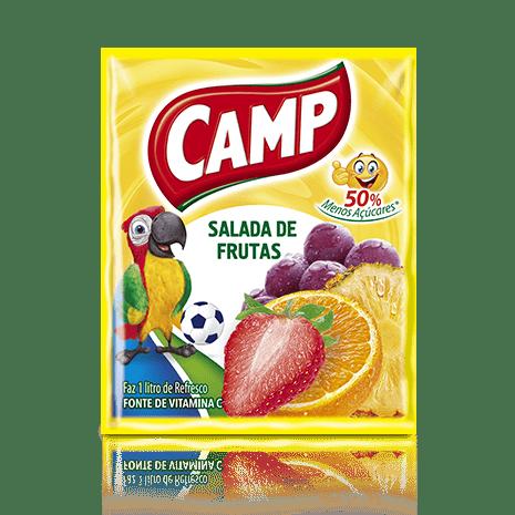 Refresco Camp Salada de Frutas  15g