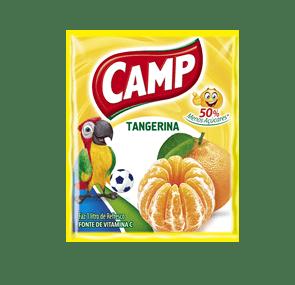 Refresco Camp Tangerina   15g
