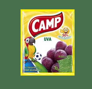 Refresco Camp Uva   15g