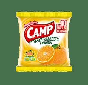 Camp Food Service Laranja   150g