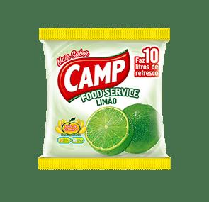 Camp Food Service Limão   150g