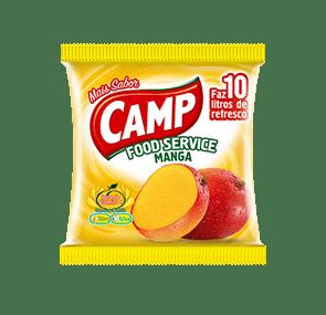 Camp Food Service Manga   150g