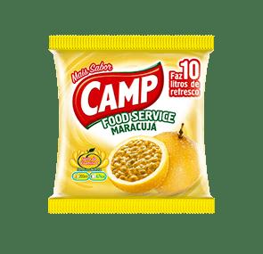 Camp Food Service Maracujá   150g