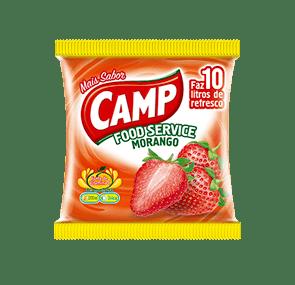 Camp Food Service Morango   150g