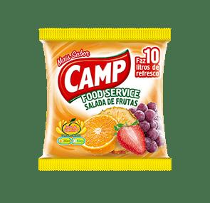 Camp Food Service Salada de Frutas   150g