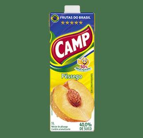 Camp Néctar Pêssego   1l