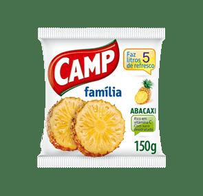 Camp Família Abacaxi   150g