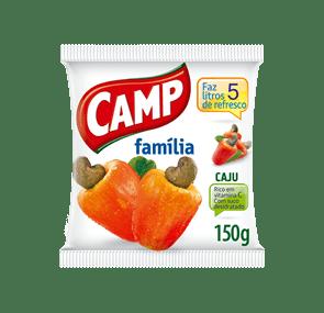 Camp Família Caju   150g