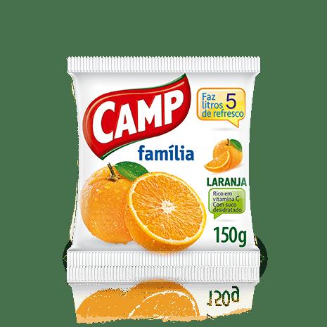 Camp Família Laranja  150g