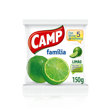 Camp Família Limão  150g