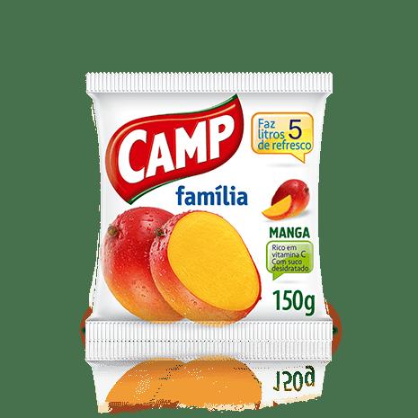 Camp Família Manga  150g