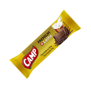Camp Chocolate ao Leite   20g