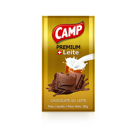 Camp Chocolate ao Leite  80g
