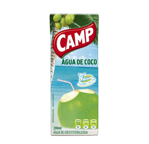 Camp Água de Coco   200ml