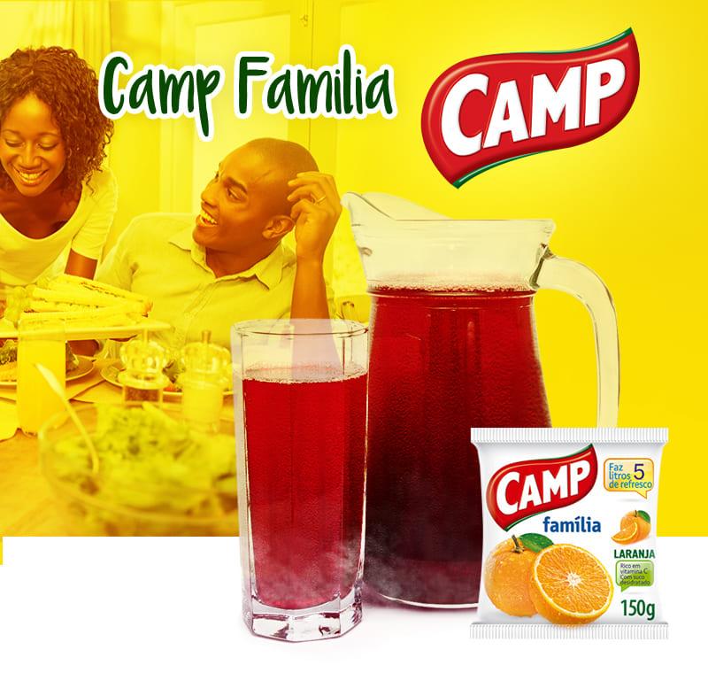 Camp Fam�lia - 150g