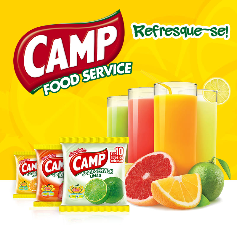 Camp Food Service - 150g
