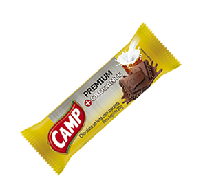 Camp Chocolate Crocante   20g