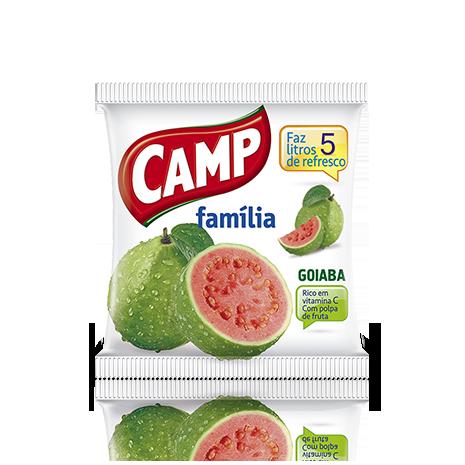Camp Família Goiaba  150g
