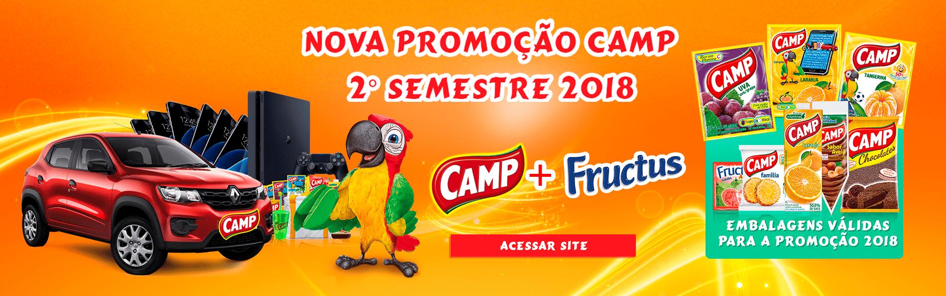 Promoção Sorte Premiada Cam 3D Show