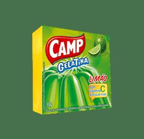 Camp Gelatina Limão   30g