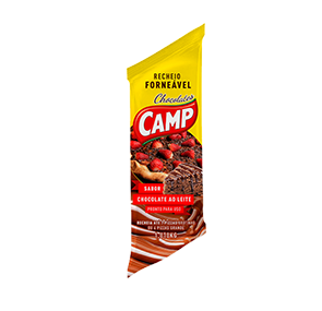 Camp Recheio Forneável Chocolate   1,01kg